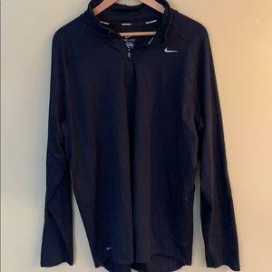Nike Dri-Fit Quarter Zip Jacket